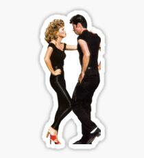 Grease Sticker  Sticker