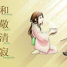 Zen Chanoyu by RainytaleStudio