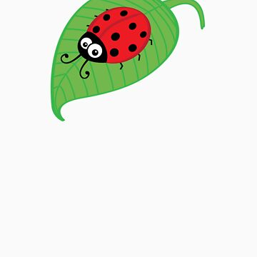 Cute ladybug by at0mik