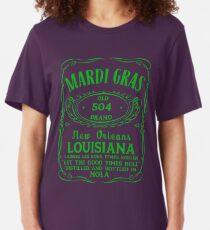 Mardi Gras 2019 Slim Fit T-Shirt