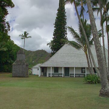 Hanalei Kauai by psart