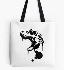 Dinosaur skull Tote Bag