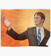 Dwight Schrute: Regional Manager Poster