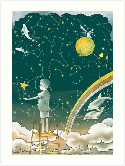 Little dreamer  by Hikaru Yagi