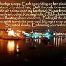 The Harbor Sleeps-Cascais Bay by Wayne Cook