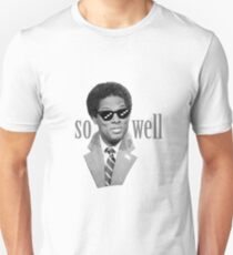 Thomas Sowell - So Well Unisex T-Shirt