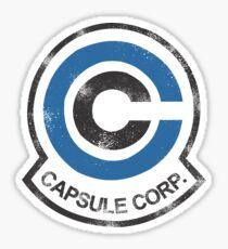 Capsule  Sticker
