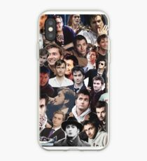 David Tennant Collage iPhone-Hülle & Cover
