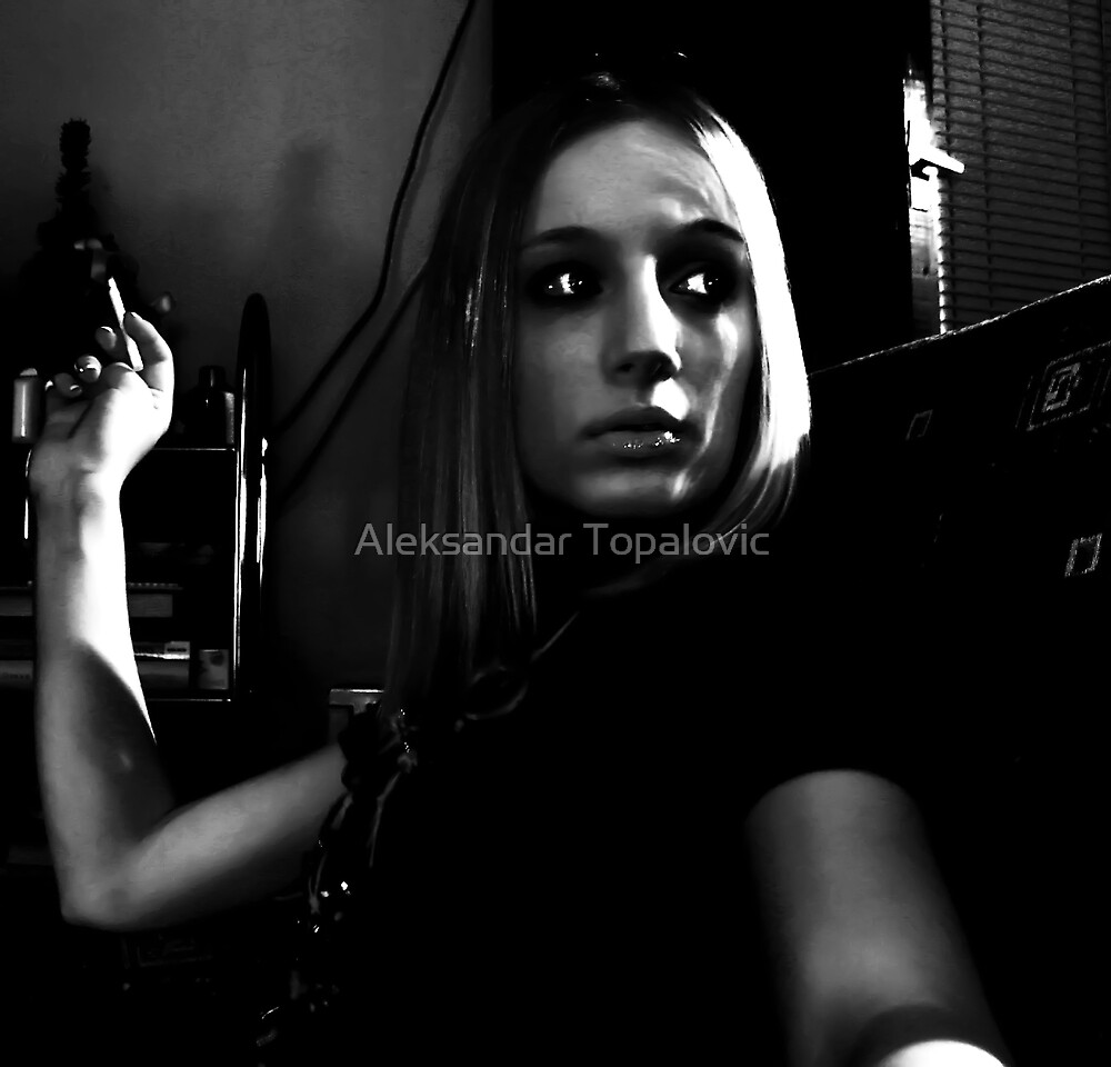 Let me chill by Aleksandar Topalovic