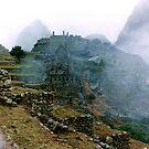 Machu Picchu by Anne-Marie Bokslag