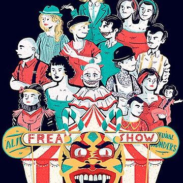 American Horror Story Freak Show by BenjiEasy