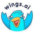 «WINGS sticker #1» de wingscommunity