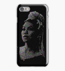 Jhene Dot Art iPhone Case/Skin