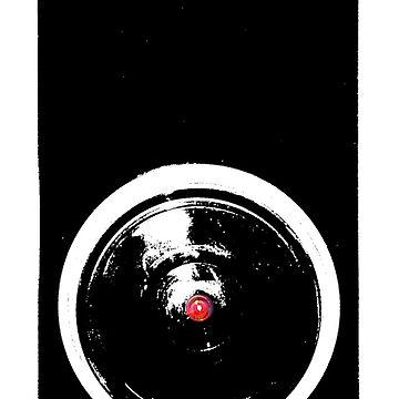 HAL 9000 by alphaville