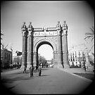 Arco del Triunfo by Melissa Ramirez
