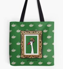 Frida Ducklo Tote Bag