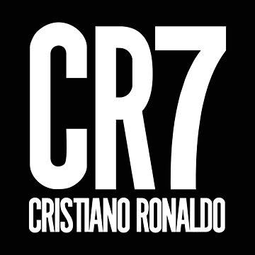 CR7 Logo Cristiano Ronaldo by irfanbacem