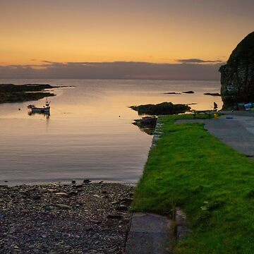 Seascape Staxigoe Caithness Scotland UK by emergentdesigns