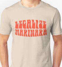 Legalize Marinara Shirt Unisex T-Shirt