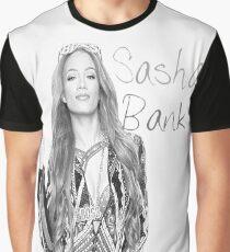 Sasha Drawing Graphic T-Shirt
