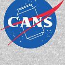Cans logo by westonoconnor
