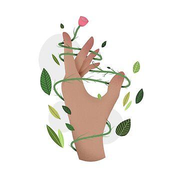 Hand Bouquet by decio