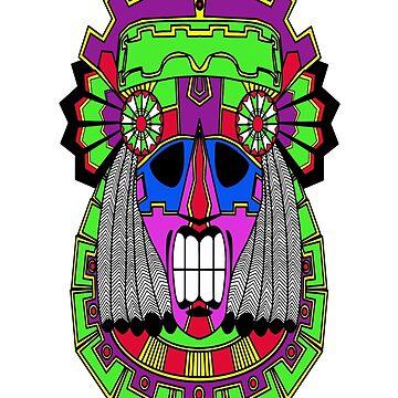 Mask  by cartoonblog