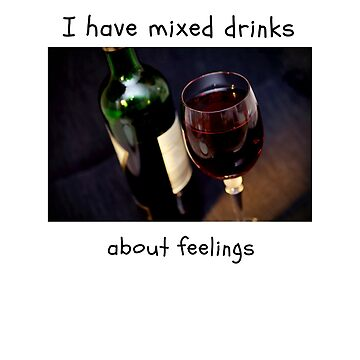 wine and feelings by cooltdesigns