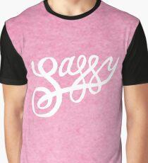Sassy Graphic T-Shirt