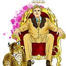 Yellow king by Furiarossa
