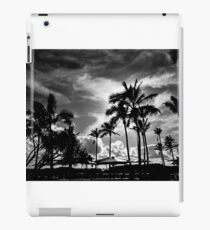 Gold Coast in classic BW iPad Case/Skin