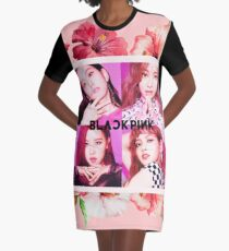 BLACKPINK Square Up 05 Graphic T-Shirt Dress