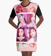 BLACKPINK Square Up 05 T-Shirt Kleid