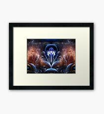 The Shadow Masters Framed Print