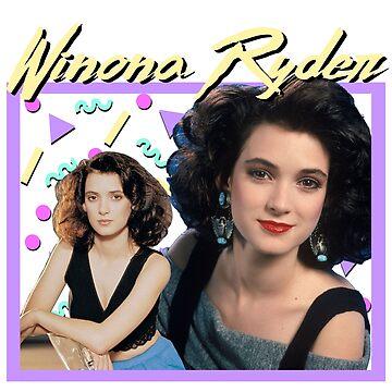 80s Winona Ryder by ellentwd