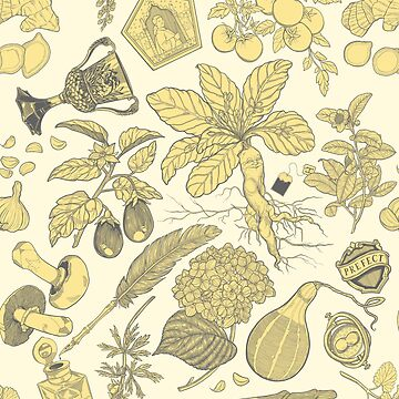 Magical Botanical by Rougaroux