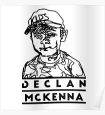 Declan The Kids Don't Wanna Come Home Poster