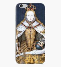 Elizabeth I Coronation Portrait Coque et skin iPhone