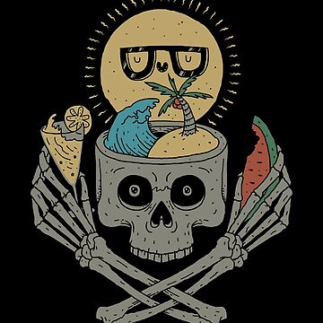 Summer Skull by quilimostock