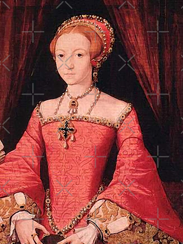 Elizabeth I Princess Portrait by incognitagal
