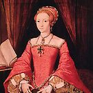 Elizabeth I Princess Portrait by Incognita Enterprises