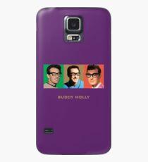 Buddy Holly - Triptych Design Case/Skin for Samsung Galaxy