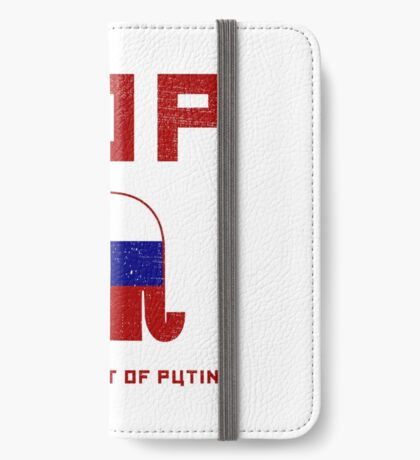 GOP Government of Putin iPhone Wallet