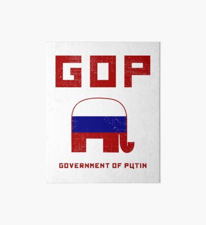 GOP Government of Putin Art Board