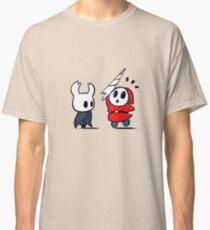 Camiseta clásica Hollow Shy Guy