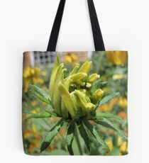Dance of the flowers... Tote Bag