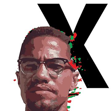 Malcolm X Power by AbstractBEE