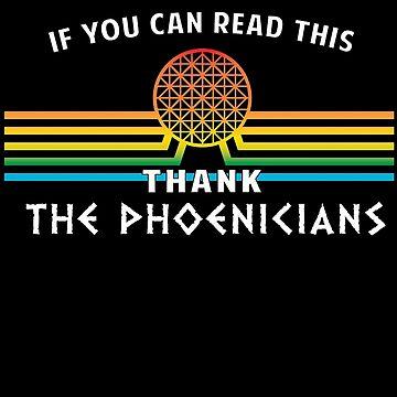 Phoenicians by brandyhoocker