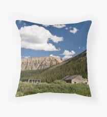 Nature Wins Throw Pillow