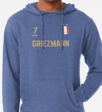 Sudadera con capucha ligera Antoine Griezmann 7 • Camiseta de la Copa del Mundo ID G-1